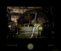 The machinery room TRW